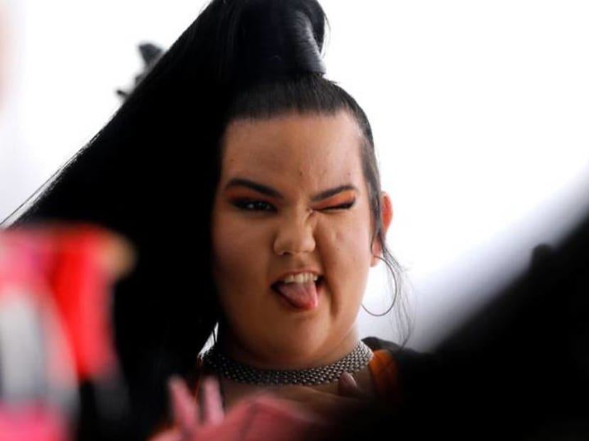 'The melody is caged' - Israel's Netta on how the show can't go on