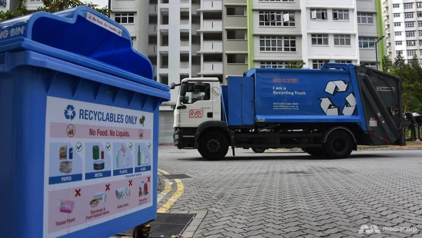 Commentary: Why does Singapore still lack a recycling ethos?