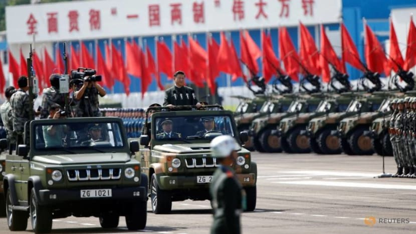 China has doubled troop levels in Hong Kong, envoys estimate