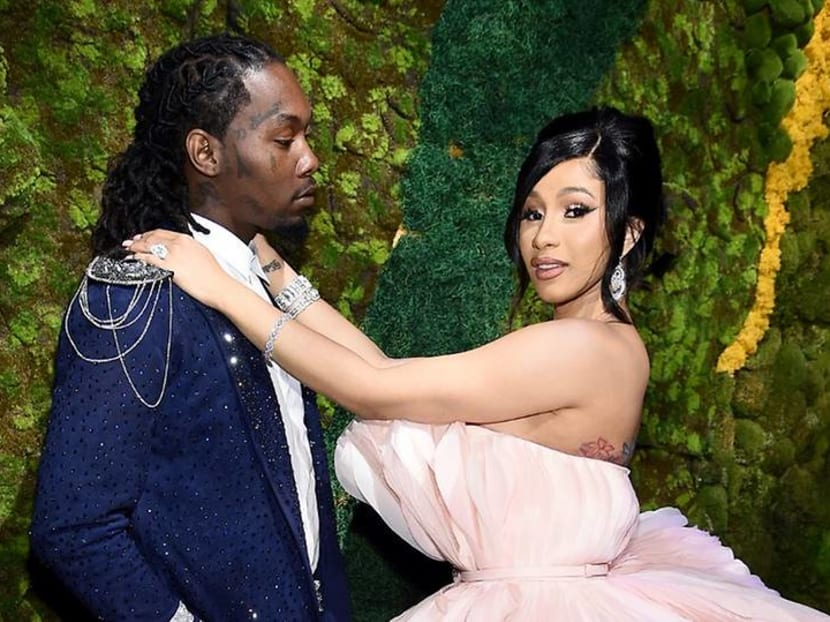 Better than socks: Rapper Cardi B gives husband Offset S$677,000 for his birthday