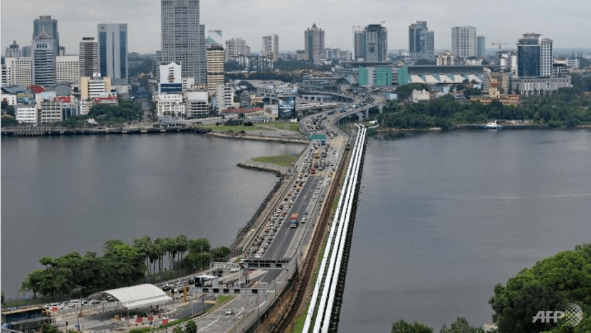 Malaysia to invest S$28 million to ease congestion at Causeway and Second Link, 'intends to proceed' with RTS