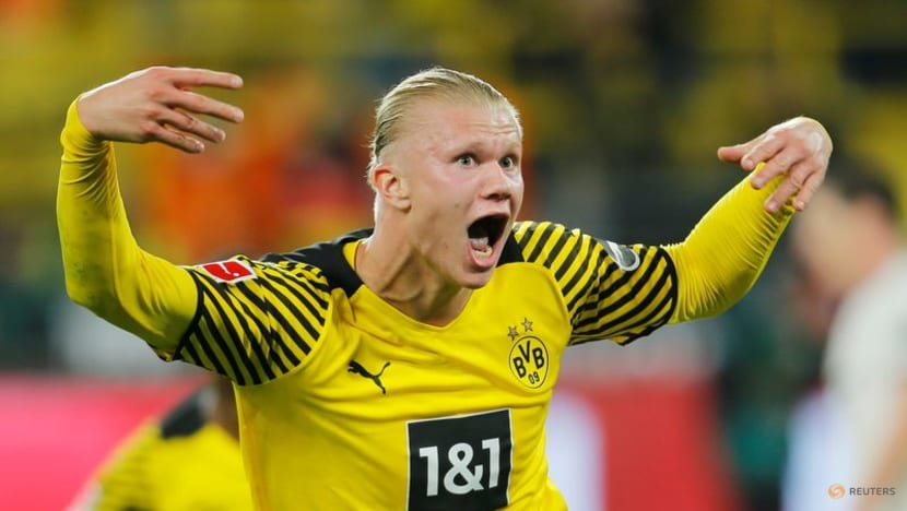 Football: Haaland scores late winner as Dortmund down Hoffenheim