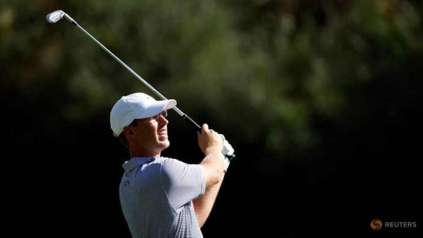 Amateur Ogletree has something to crow about at Masters