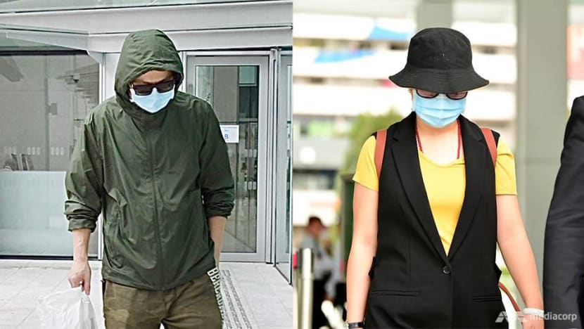 China couple charged under Infectious Diseases Act for obstructing COVID-19 containment work
