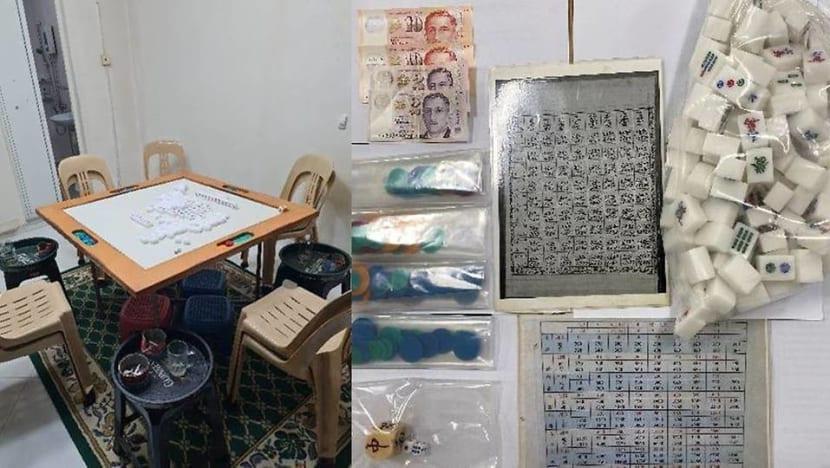 12 investigated for illegal gambling, breaking COVID-19 rules at Bukit Panjang home
