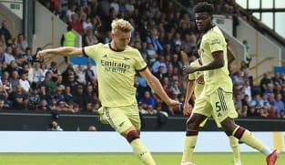 Football: Arteta hails Odegaard's leadership in Arsenal revival