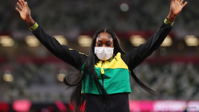 Athletics: Thompson-Herah posts second-fastest 100m ever in speedy Pre Classic