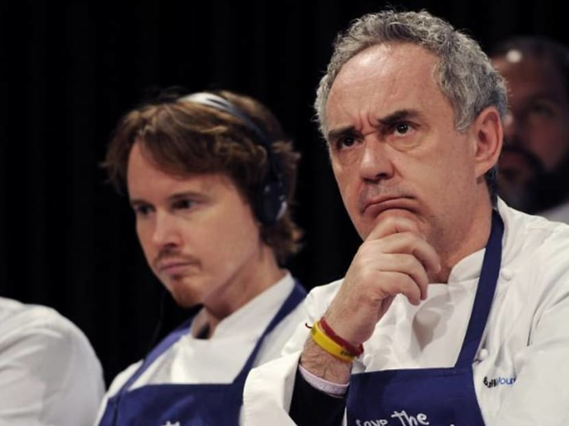 World's top chef doesn't want to go back into the kitchen