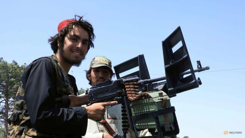 Taliban enter Afghan capital as US diplomats evacuate by chopper