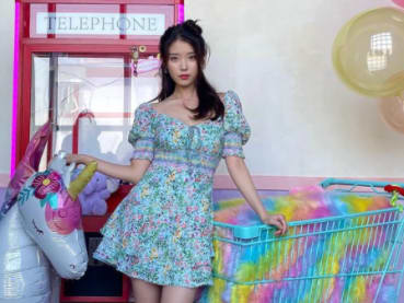 K-pop star IU marks 13th anniversary in showbiz with 850 million won donation