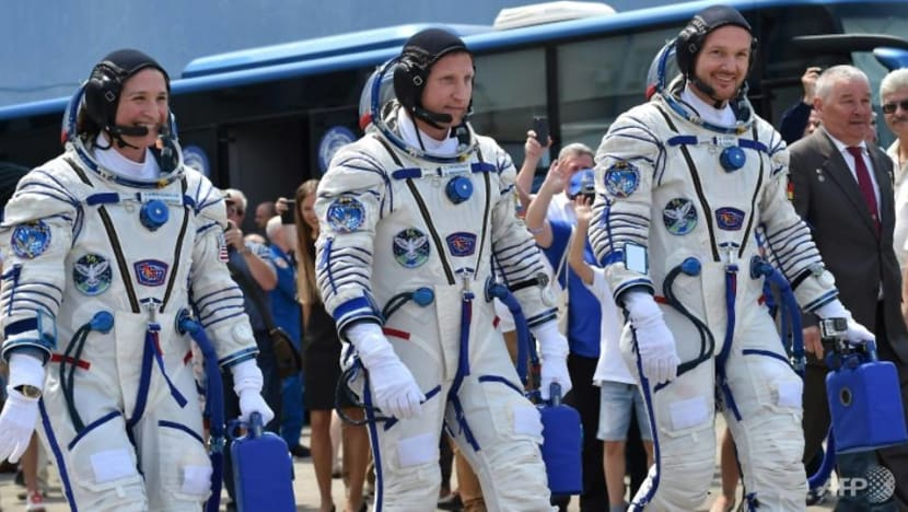 Commentary: Even NASA thinks a sense of humour is a must in hiring astronauts