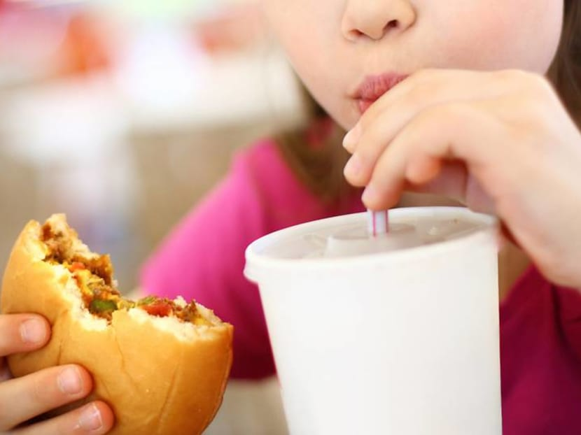 What happens when you (and your kids) eat burgers, fried chicken for a month