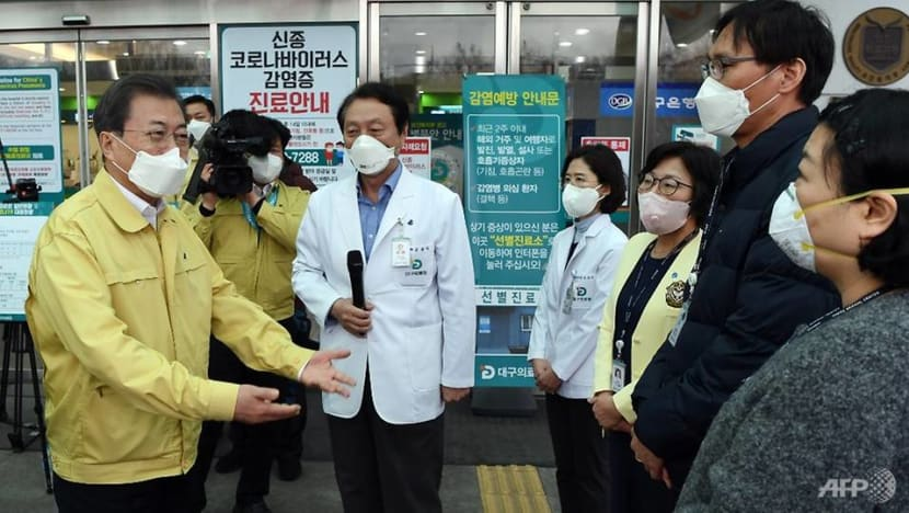 Commentary: Three struggles South Korea faces in arresting COVID-19 outbreak