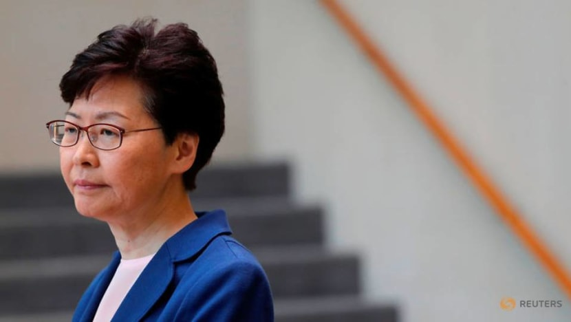 'Unforgivable' for chief executive to have caused 'huge havoc to Hong Kong': Full transcript of Carrie Lam's leaked remarks
