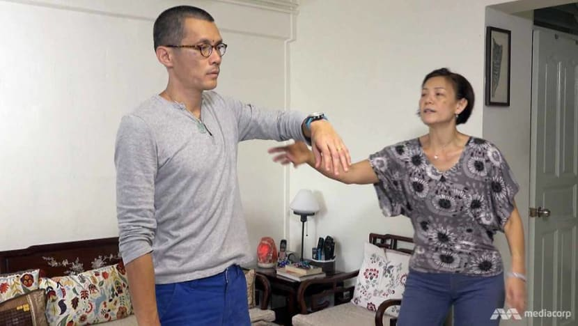 He's 48, and already grappling with dementia