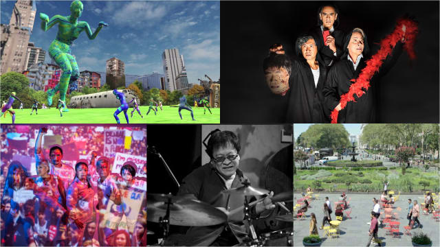 """新加坡国际艺术节""""双轨出击"""" 海内外艺术家呈献60项演出"""