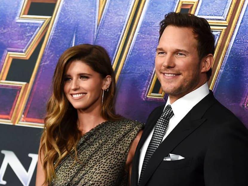 Avengers star Chris Pratt, wife Katherine Schwarzenegger welcome baby daughter