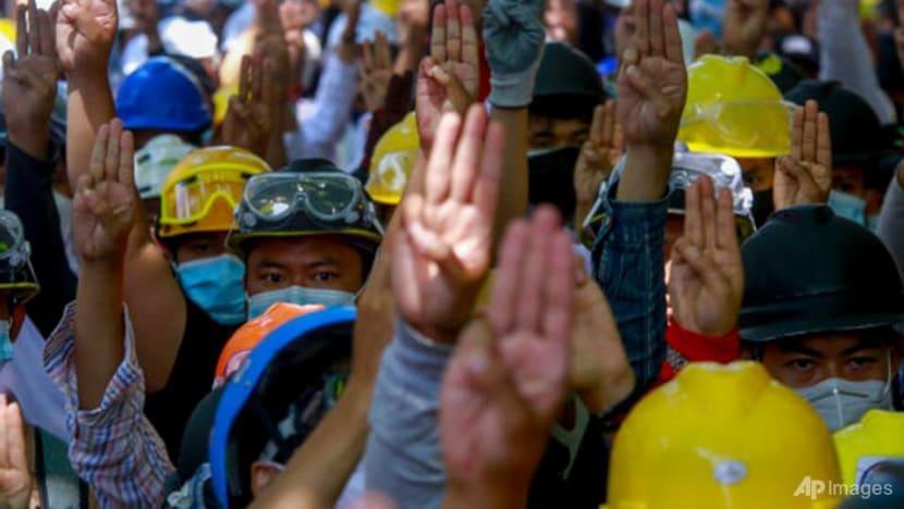 UN expert urges 'global arms embargo', sanctions on Myanmar