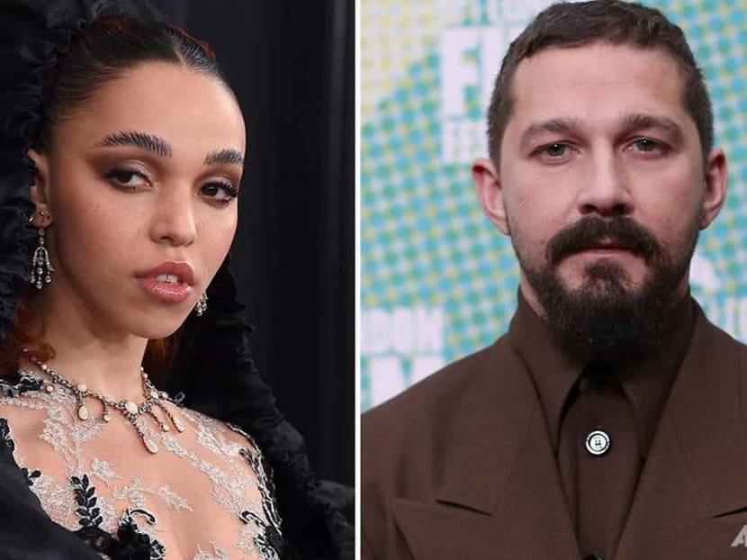 Actor Shia LaBeouf accused of abuse by ex-girlfriend FKA twigs