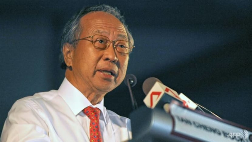 Tan Cheng Bock's Progress Singapore Party officially registered