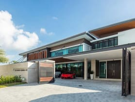 Haven on Earth: In Johor, the sprawling home of a businessman and his family