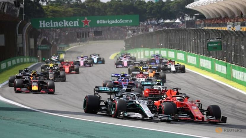 F1 to hold race in Sao Paulo until 2025: Governor