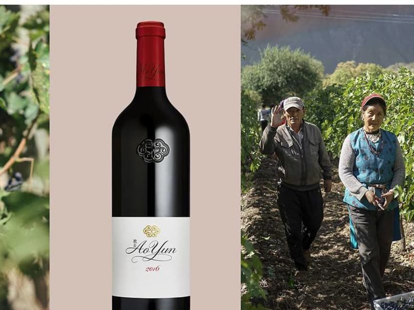 S$400 for a 'Made in China' wine: How does this top-dollar vino taste?