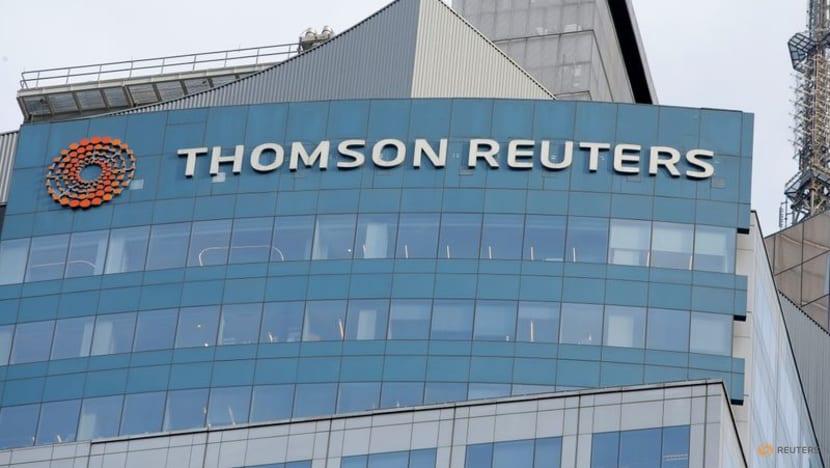 Thomson Reuters launches US$100 million venture capital fund