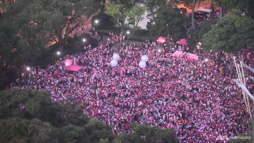 No Pink Dot rally at Hong Lim Park due to coronavirus: Organisers