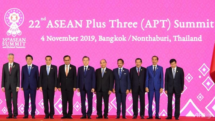 ASEAN Plus Three nations need to improve region's ability to respond to any recession or financial crisis: PM Lee