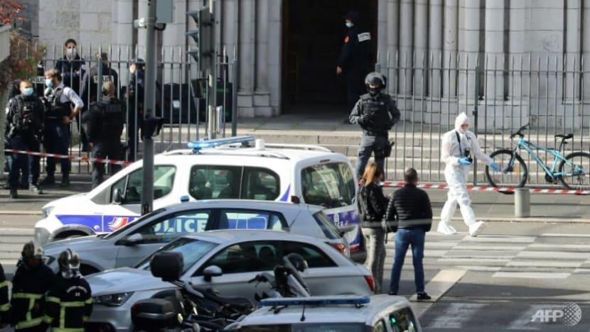 Recap: Knife attacks in France since 2015