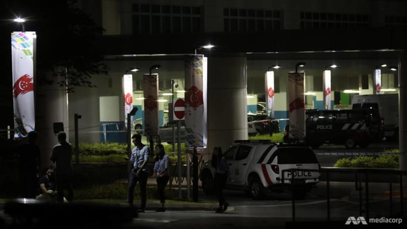 Man found guilty of murdering ex-wife at ITE College Central car park