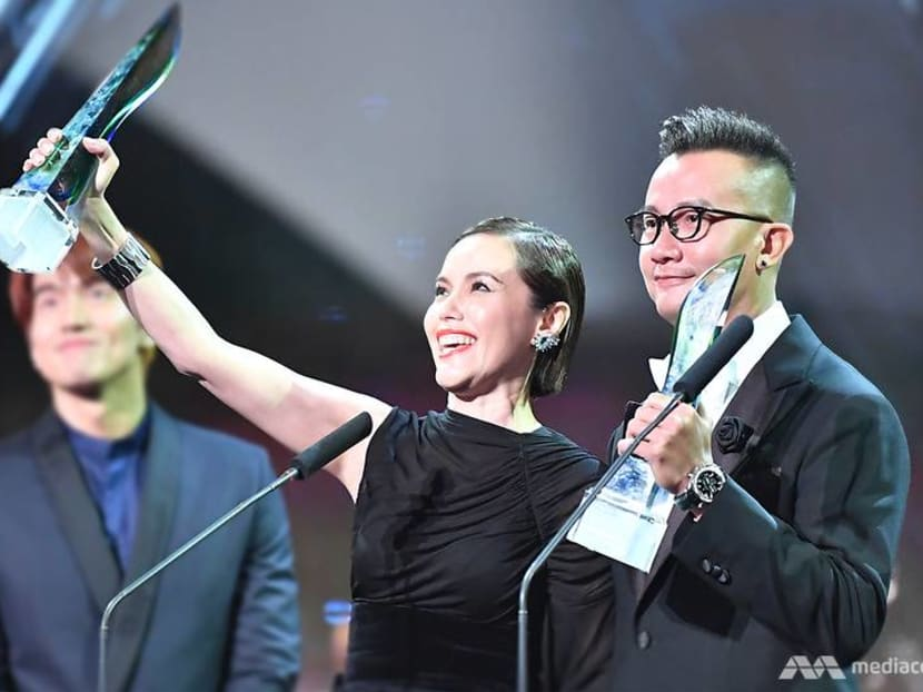 Zoe, Star Search, Aloysius: What went down at the Star Awards' 25th anniversary