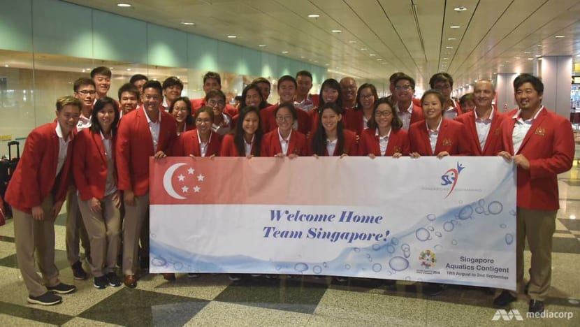 'The future of Singapore swimming is very bright': Joseph Schooling