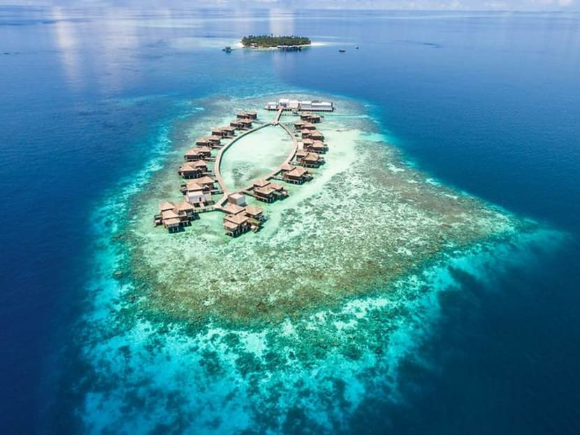Here's how you can rent a private island in the Maldives – for a good cause