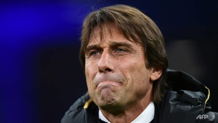 Football: Inter coach Conte under police protection after bullet sent in post - Reports
