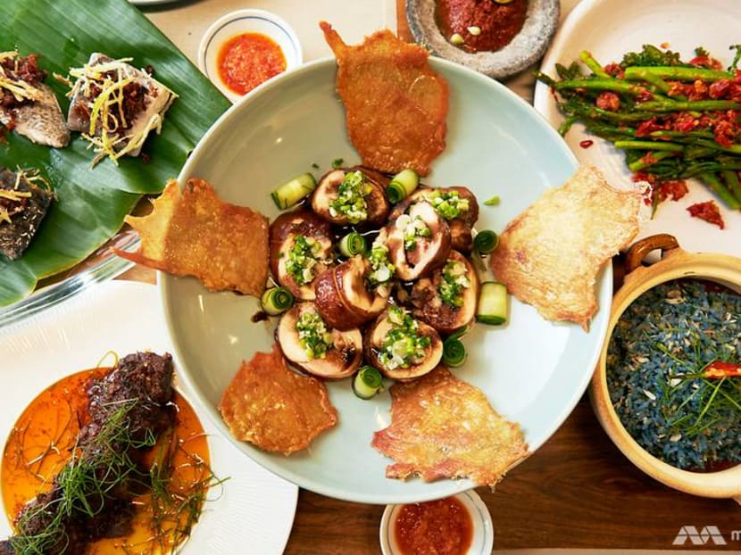 Enjoy unique takes on heritage dishes by Singapore MasterChef finalists