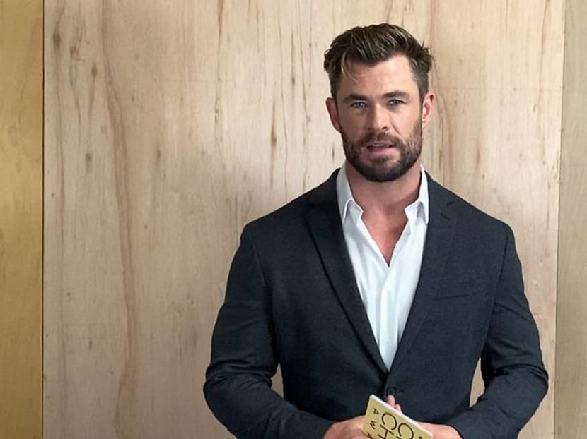 Chris Hemsworth's son wants to be Superman, here's his funny response