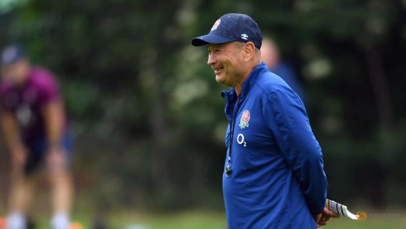 Rugby: England's Jones names 36-man squad for summer series