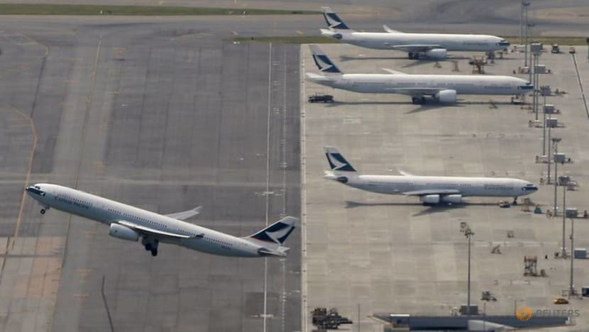 Cathay Pacific to recruit more local pilots despite plunge in travel demand