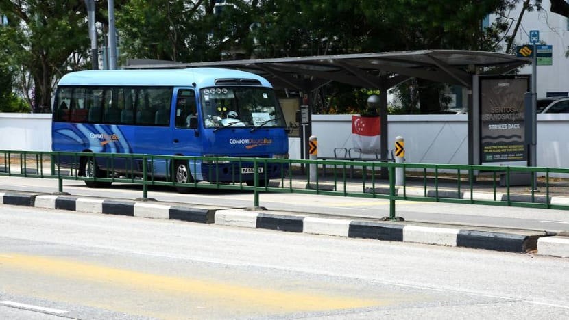 ComfortDelGro launches trial for on-demand bus service