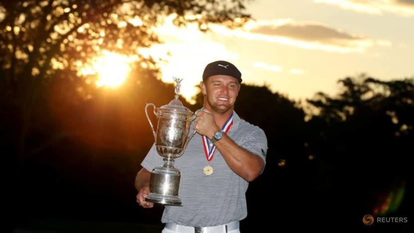 Golf: DeChambeau ready to bludgeon Augusta National