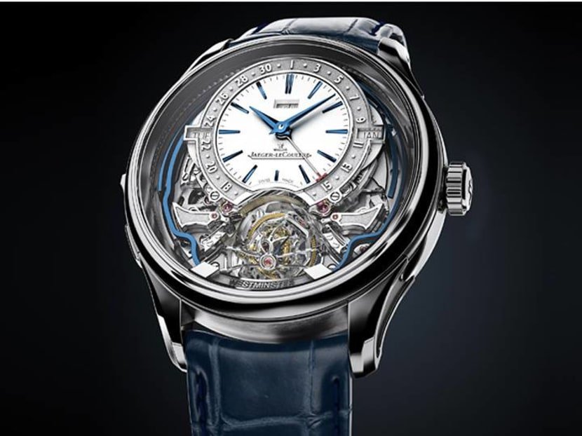 Chiming in: Jaeger-LeCoultre presents its most impressive Gyrotourbillon yet
