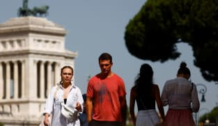 Italy reports 44 COVID-19 deaths on Sunday, 3,099 new cases