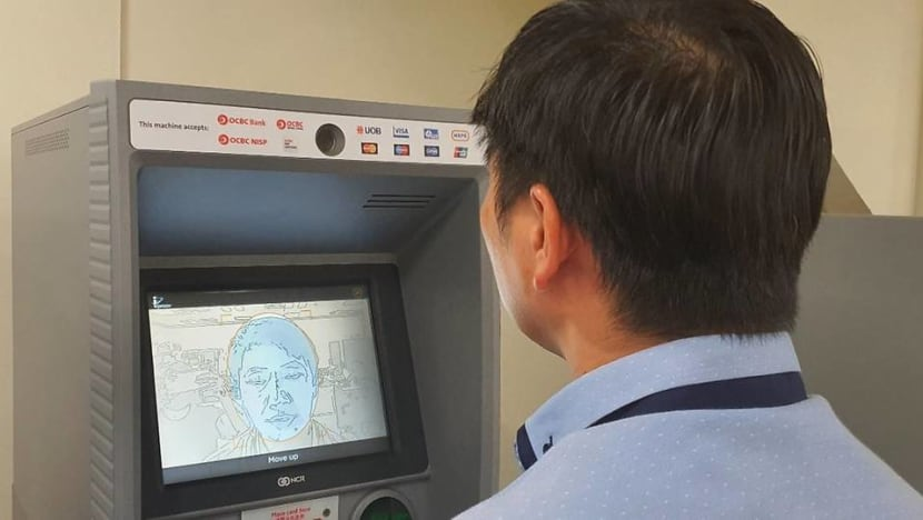 Goodbye ATM cards? OCBC to roll out face verification at ATMs