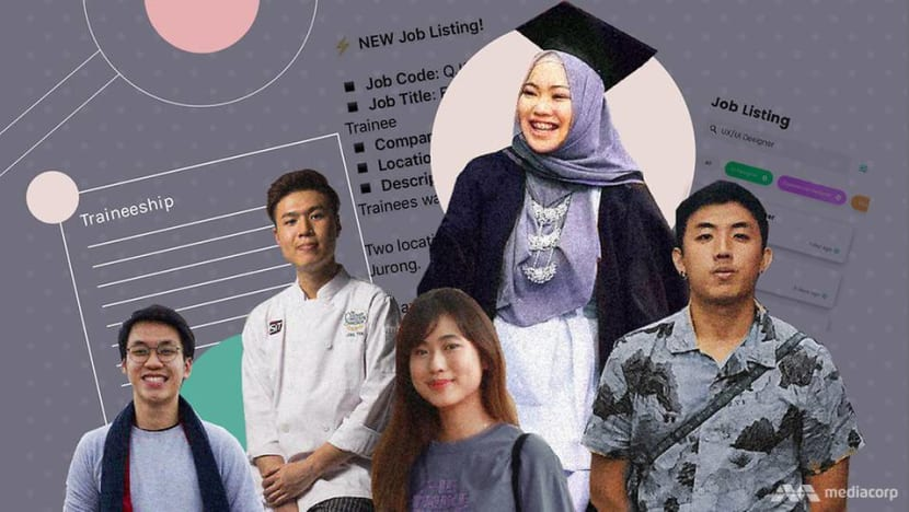 The Big Read: In an abysmal job market, a less conventional route beckons for fresh grads