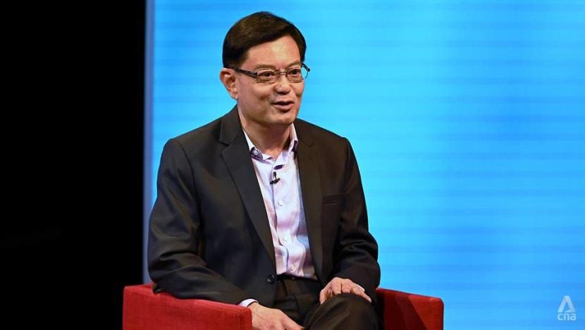 US-China talks a step in right direction, despite tough rhetoric: DPM Heng