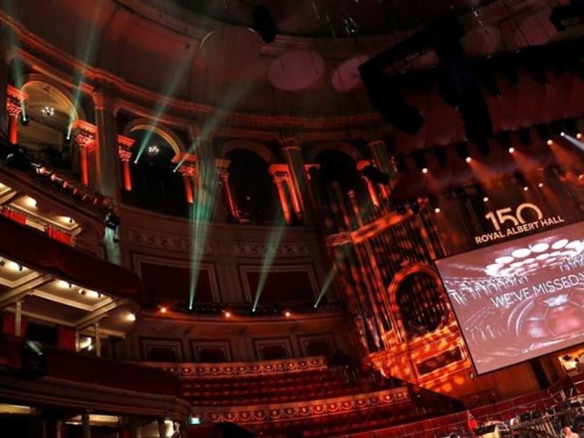 Royal Albert Hall back at capacity, but London landmark left in debt