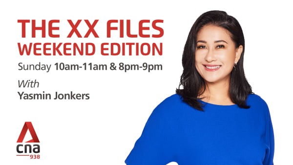 The XX Files - Weekend Edition