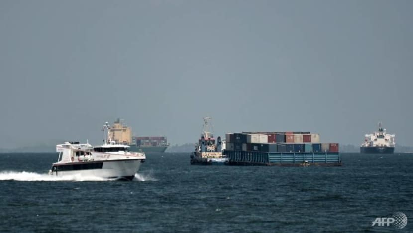 Sea robbery incidents in Singapore Strait hit 4-year high